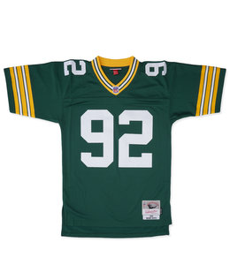 MITCHELL AND NESS PACKERS 1996 REGGIE WHITE LEGACY JERSEY