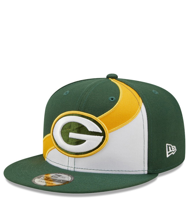 NEW ERA Packers Wave 9Fifty Snapback Hat