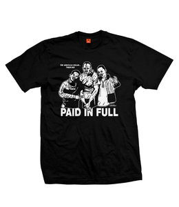 COLD WORLD PAID IN FULL TEE