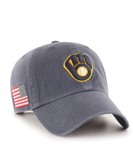 '47 BRAND BREWERS HERITAGE CLEAN UP HAT