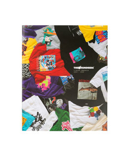 THE HUNDREDS T-SHIRT GRAPHICS, 2003-2021 BOOK
