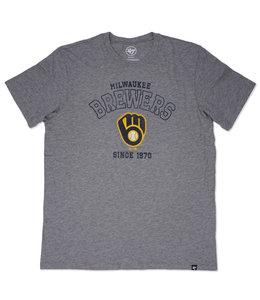 '47 BRAND BREWERS HYPER BASIN CLUB TEE