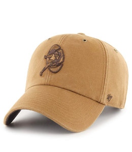 '47 BRAND PACKERS X CARHARTT LEGACY TONAL CLEAN UP HAT
