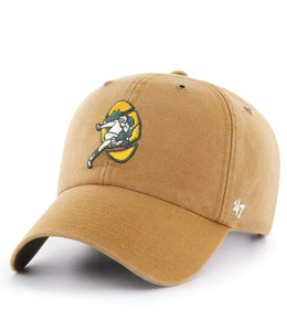 '47 BRAND PACKERS X CARHARTT LEGACY CLEAN UP HAT