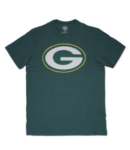 '47 BRAND PACKERS KNOCKOUT FIELDHOUSE TEE