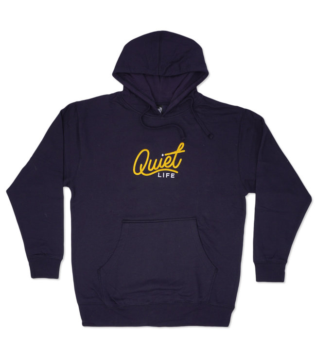 THE QUIET LIFE City Logo Hoodie
