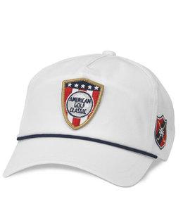 AMERICAN NEEDLE AMERICAN GOLF CLASSIC LIGHTWEIGHT ROPE HAT