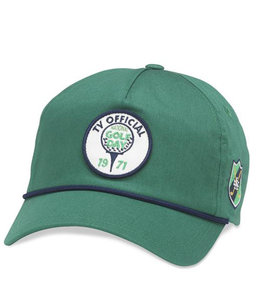 AMERICAN NEEDLE GOLF DAY LIGHTWEIGHT ROPE HAT