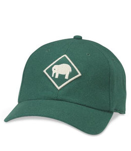 AMERICAN NEEDLE DENVER WHITE ELEPHANTS ARCHIVE HAT