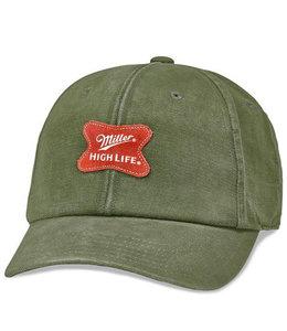 AMERICAN NEEDLE MILLER HIGH LIFE JASPER HAT