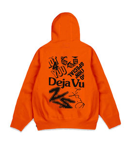 NOTHIN'SPECIAL GRAPHIC ARCHIVE PULLOVER HOODIE