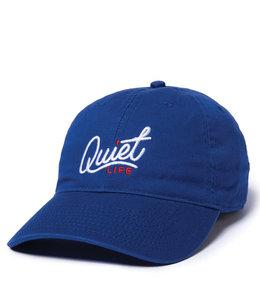 THE QUIET LIFE CITY LOGO DAD HAT