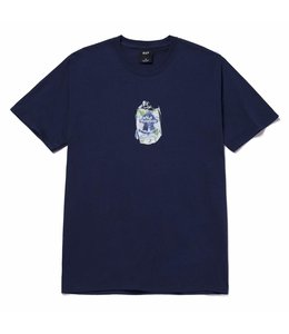 HUF X PABST CRUSHED CAN TEE