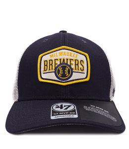 '47 BRAND BREWERS SHUMAY MVP HAT