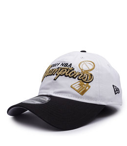 NEW ERA BUCKS 2021 CHAMPIONS RING CEREMONY 9TWENTY ADJUSTABLE HAT