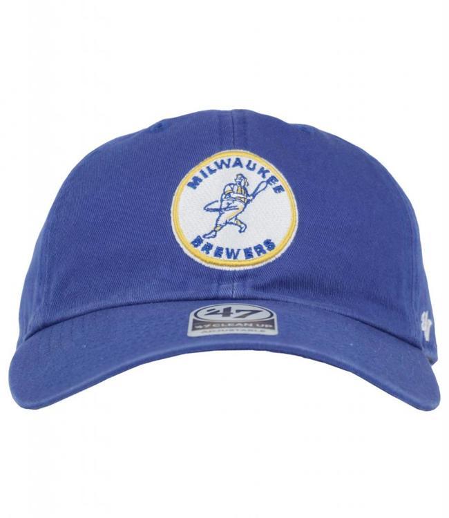 '47 BRAND BARRELMAN CLEAN UP STRAPBACK HAT
