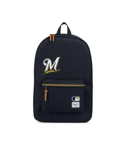 HERSCHEL SUPPLY CO. HERITAGE MLB MILWAUKEE BREWERS BACKPACK