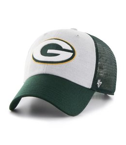 '47 BRAND GREEN BAY PACKERS BELMONT CLEAN UP HAT