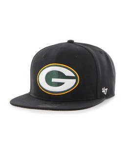 '47 BRAND GREEN BAY PACKERS FULTON CAPTAIN HAT