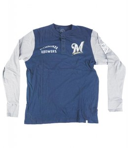 '47 BRAND MILWAUKEE BREWERS HOMEFIELD HENLEY