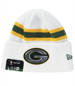 NEW ERA GREEN BAY PACKERS ON FIELD '16 BEANIE