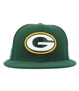 NEW ERA GREEN BAY PACKERS TEAM BASIC FITTED