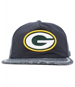 NEW ERA GREEN BAY PACKERS TRAINING GOLFER SNAPBACK