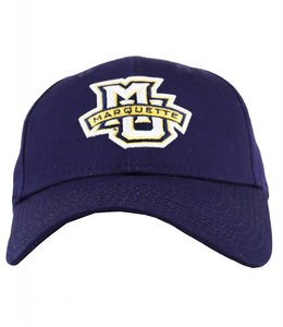 NEW ERA MARQUETTE GOLDEN EAGLES LEAGUE STRAPBACK