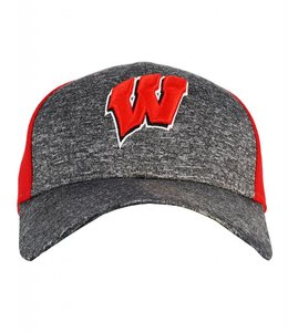 NEW ERA WISCONSIN BADGERS SHADOW BLOCKER HAT