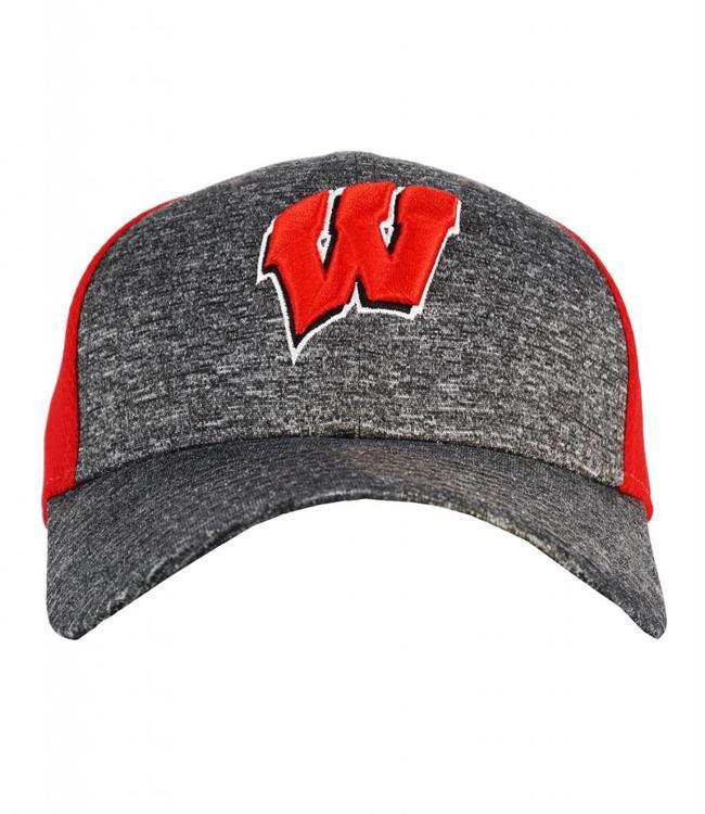 NEW ERA WISCONSIN BADGERS SHADOW BLOCKER HAT