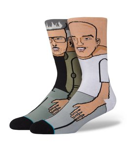 STANCE STRETCH & BOBBITO SOCKS