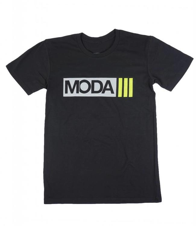 MODA3 BOX DASHES LOGO TEE