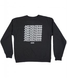 MODA3 MILWAUKEE CREW NECK SWEATSHIRT