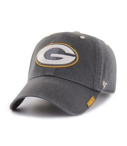 '47 BRAND GREEN BAY PACKERS ICE CLEAN UP STRAPBACK