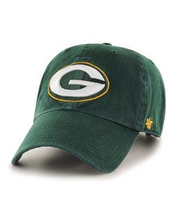 '47 BRAND GREEN BAY PACKERS CLEAN UP STRAPBACK