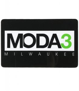 MODA3 GIFT CARD $100