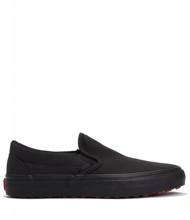 5e1aed47371d49 Vans Classic Slip-On UC (Made for the Makers) Shoes - Black Black ...