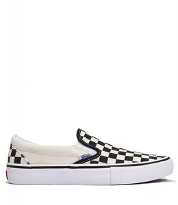 VANS SLIP-ON PRO (CHECKERBOARD)