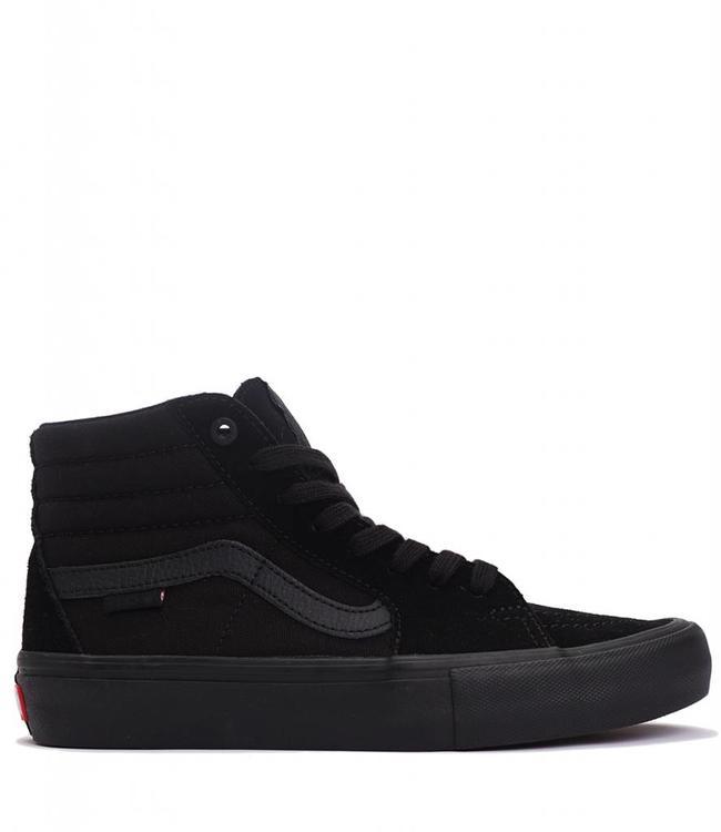 Vans SK8-Hi Pro Shoes - Black Black  b1c8d0550