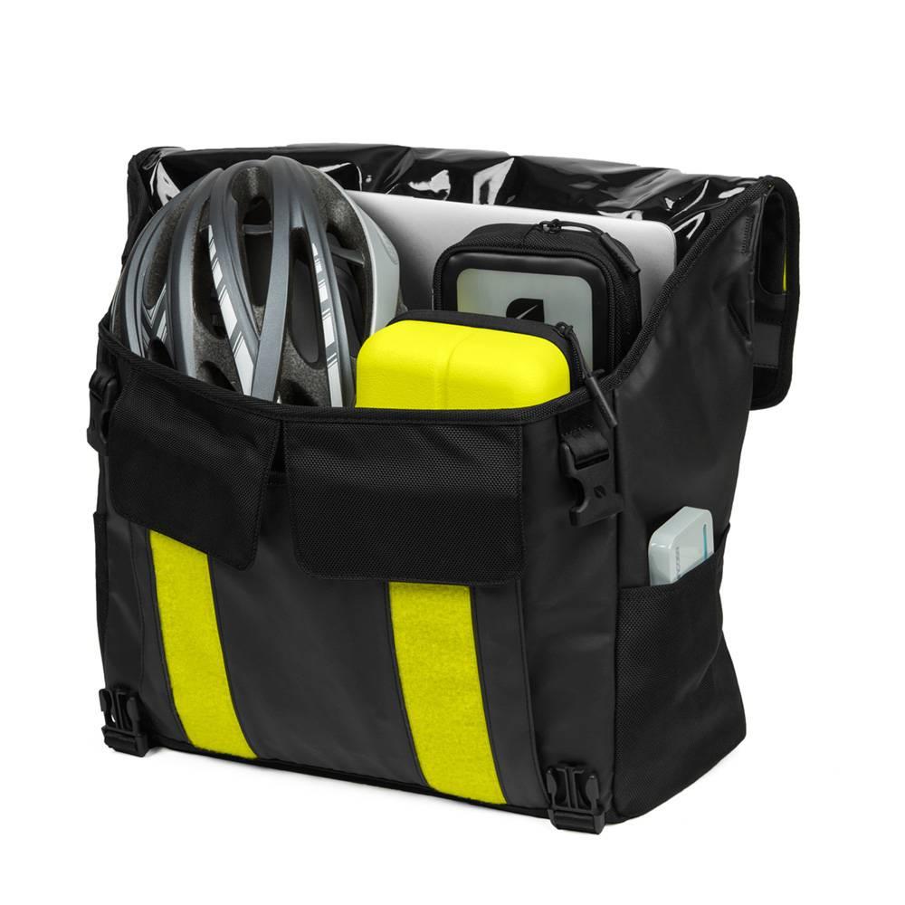 c02c36bffd75 Incase Range Messenger Bag Large - Black Lumen - MODA3