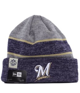 NEW ERA BREWERS 18 SPORT KNIT