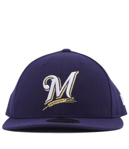NEW ERA BREWERS LOW PROFILE 59FIFTY FITTED HAT