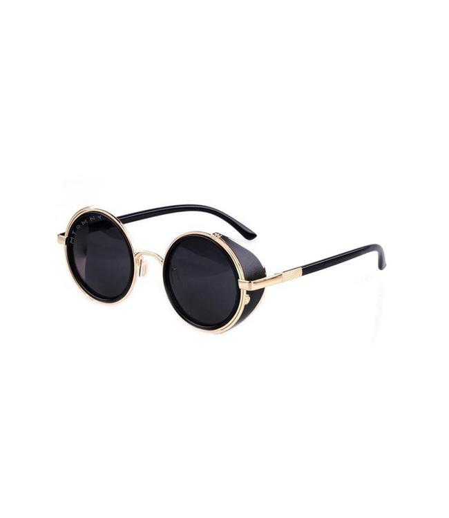 5a2ed949c2 Roi al Smokers Sunglasses - Gold Black - MODA3