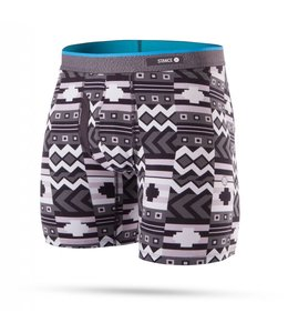 STANCE BLOCK PUZZLE BOXER BRIEF