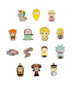 KIDROBOT ADULT SWIM ENAMEL PIN SERIES