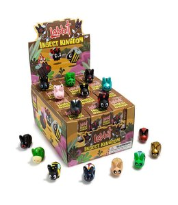KIDROBOT INSECT KINGDOM LABBIT MINI SERIES