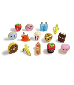 KIDROBOT YUMMY WORLD TASTY TREATS BLIND BOX VINYL MINI SERIES