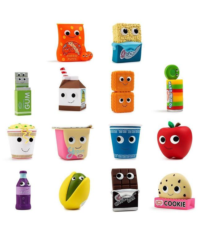 KIDROBOT Yummy World Gourmet Snacks Vinyl Mini Series
