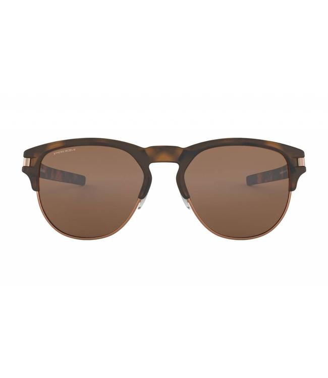 70888c84a0c Oakley Latch™ Key L Sunglasses Prizm™ Lens - Matte Brown Tortoise ...
