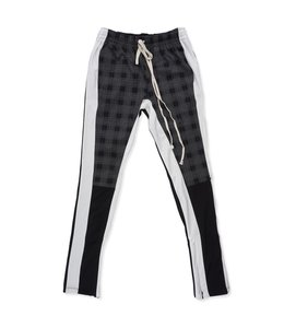 EPITOME PLAID TRACK PANT